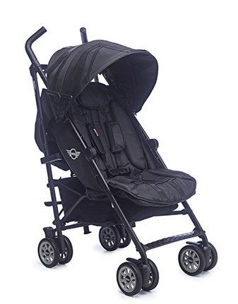 Silla paseo mini buggy midnight black