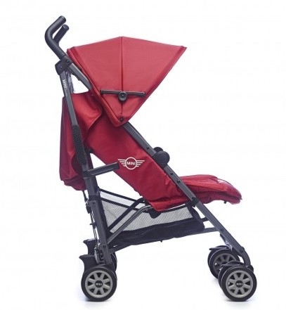 Silla paseo mini buggy roja