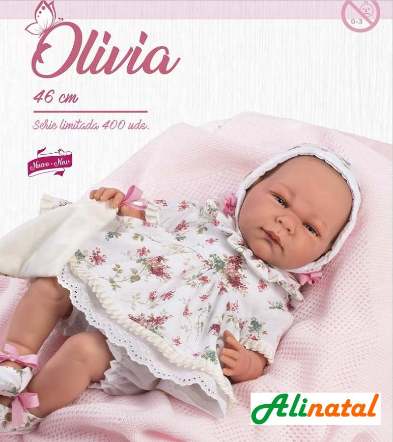 Muñeca Olivia edición limitada Así