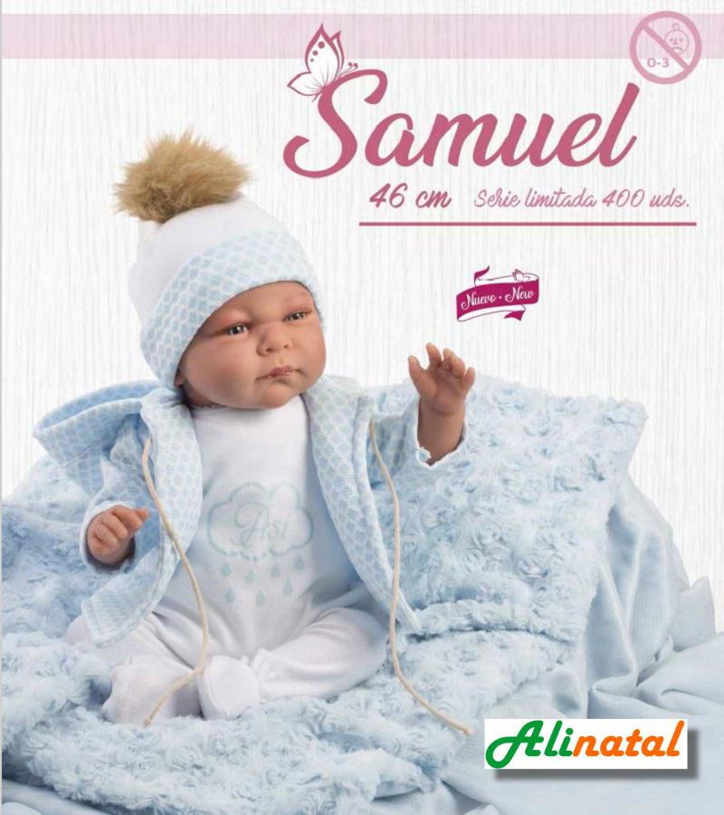 Muñeco Asi edicion limitada Samuel