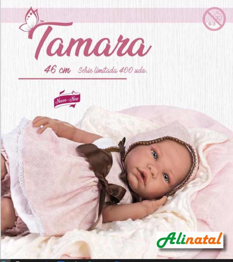 Muñeca edicion limitada Así Tamara